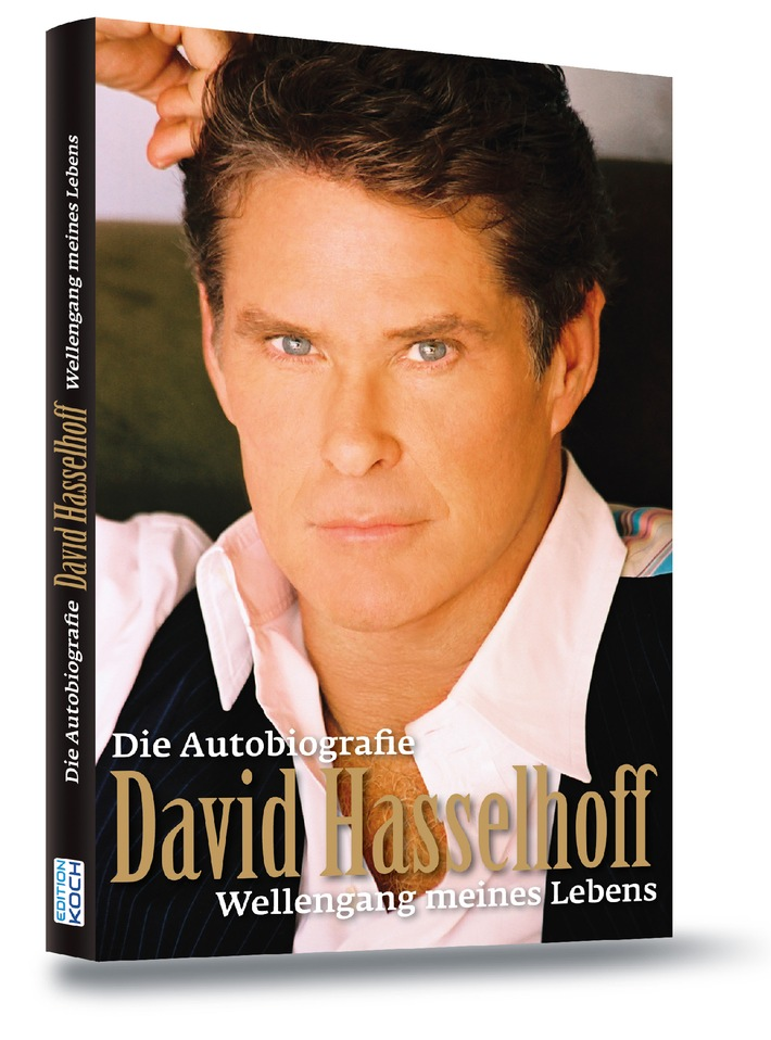 """Seine Autobiografie """"Wellengang meines Lebens"""" ist jetzt auch in Deutschland erschienen. Die Verwendung dieses Bildes ist für redaktionelle Zwecke honorarfrei. Veröffentlichung bitte unter Quellenangabe: """"obs/SWR/PAUL GREGORY"""""""
