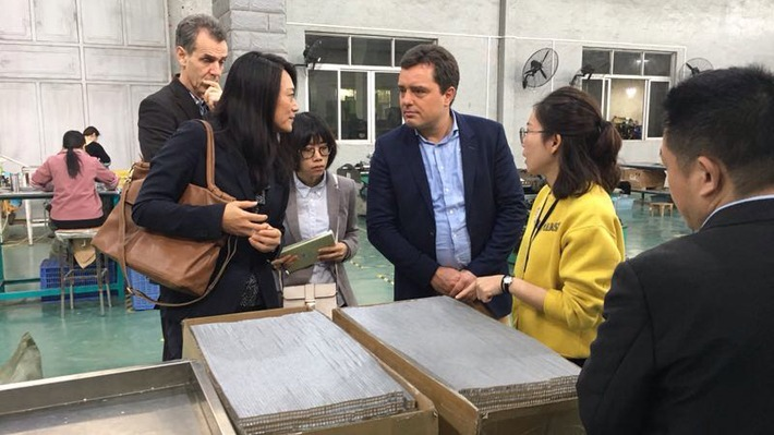 """PM_Zhongde Metal Group GmbH - """"Ungeheures Potential in Chinas Agrikultur"""""""