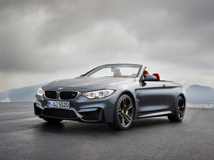 Das neue BMW M4 Cabrio
