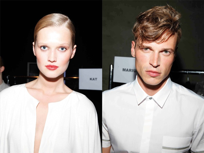Max Factor und Wella Professionals kreierten atemberaubende Looks auf der MICHALSKY StyleNite (mit Bild)