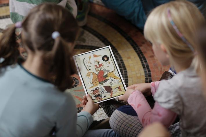 Kunst sehen - Religion verstehen: Ein Modellprojekt im Museum Rietberg
