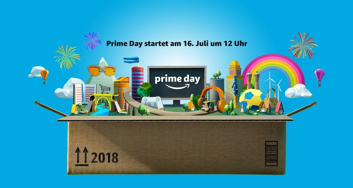 amazon startet den prime day 2018 am 16 juli eineinhalb. Black Bedroom Furniture Sets. Home Design Ideas