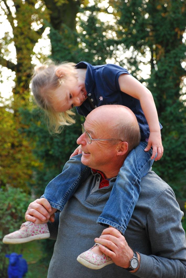 Großeltern wichtig für Kinderbetreuung, vor allem im Westen Deutschlands / Zwischenergebnisse aus Forschungsprojekt: Große Unterschiede bei der Kleinkindbetreuung durch Großeltern in Ost und West