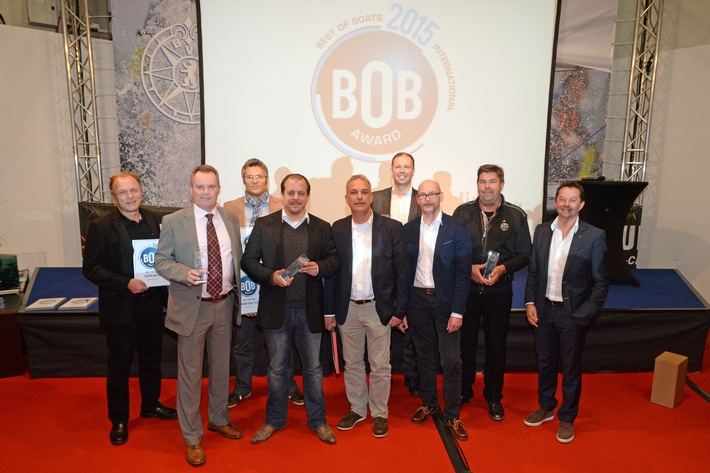 """Best of Boats Award 2015"" mit weiteren internationalen Jurymitgliedern"