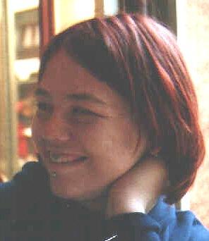 Vermißtes 15-jähriges Mädchen Chrstina Gölz