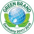 """Green Brand Logo. Weiterer Text über ots und www.presseportal.de/nr/129092 / Die Verwendung dieses Bildes ist für redaktionelle Zwecke honorarfrei. Veröffentlichung bitte unter Quellenangabe: """"obs/Logocos"""""""