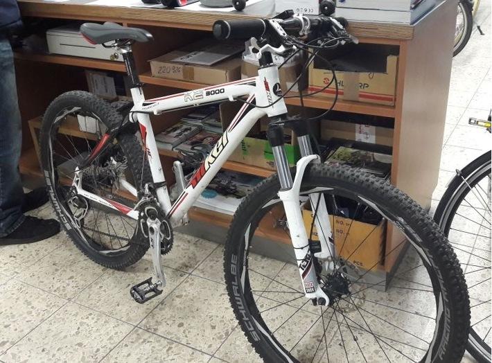 POL-OG: Achern - Zeugen nach Fahrraddiebstahl