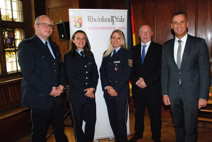 POL-PPTR: Polizeiinspektion Wittlich unter neuer Leitung