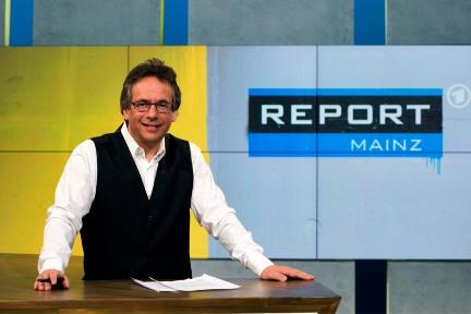"""Themen in """"Report Mainz"""", Dienstag, 17. Oktober 2017, 21:45 Uhr im Ersten / Moderation: Fritz Frey"""
