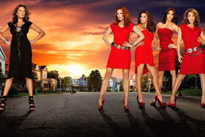 "Serien-Mittwoch auf ProSieben: Die siebte Staffel ""Desperate Housewives"" und die US-Sitcom ""How I Met Your Mother"" erstmals in der Prime Time (mit Bild)"