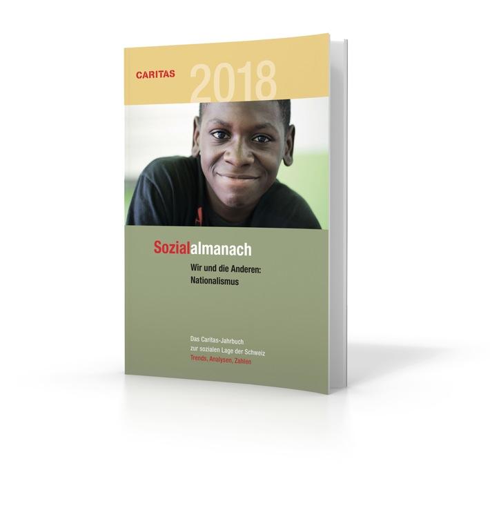 Sozialalmanach 2018: Caritas zieht zum Jahreswechsel Bilanz / Armutsrisiken nehmen zu