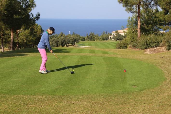 """Golfresort Korineum Zypern. Weiterer Text über ots und www.presseportal.de/nr/74933 / Die Verwendung dieses Bildes ist für redaktionelle Zwecke honorarfrei. Veröffentlichung bitte unter Quellenangabe: """"obs/Golf Tours St. Andrews/Wolfgang Neumann"""""""