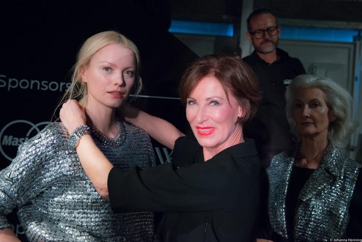 Bijou Brigitte ist der Schmuckpartner von Minx by Eva Lutz auf der Mercedes-Benz Fashion Week Berlin