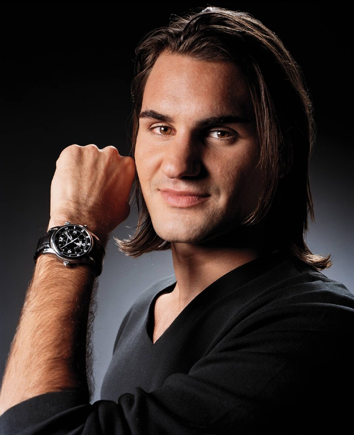 Roger Federer is the new ambassador for Maurice Lacroix