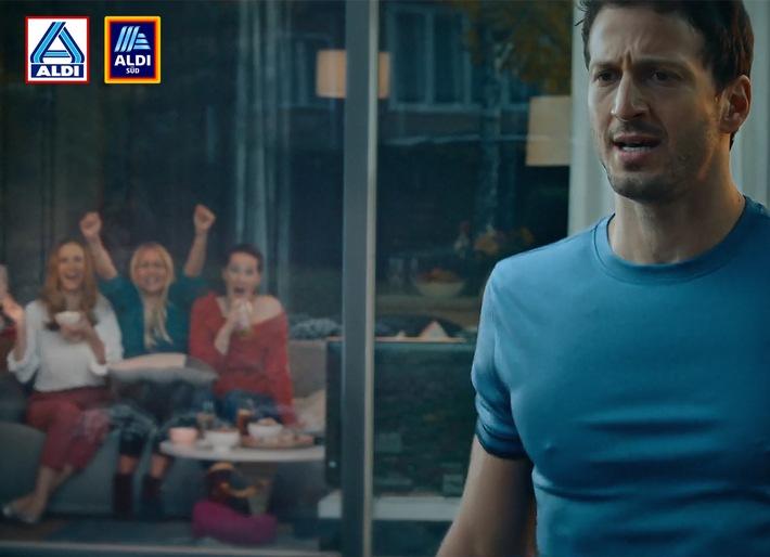 """ALDI TV Spot Fitness. Weiterer Text über ots und www.presseportal.de/nr/112096 / Die Verwendung dieses Bildes ist für redaktionelle Zwecke honorarfrei. Veröffentlichung bitte unter Quellenangabe: """"obs/ALDI/ALDI SÜD Dienstleistungs- GmbH"""""""