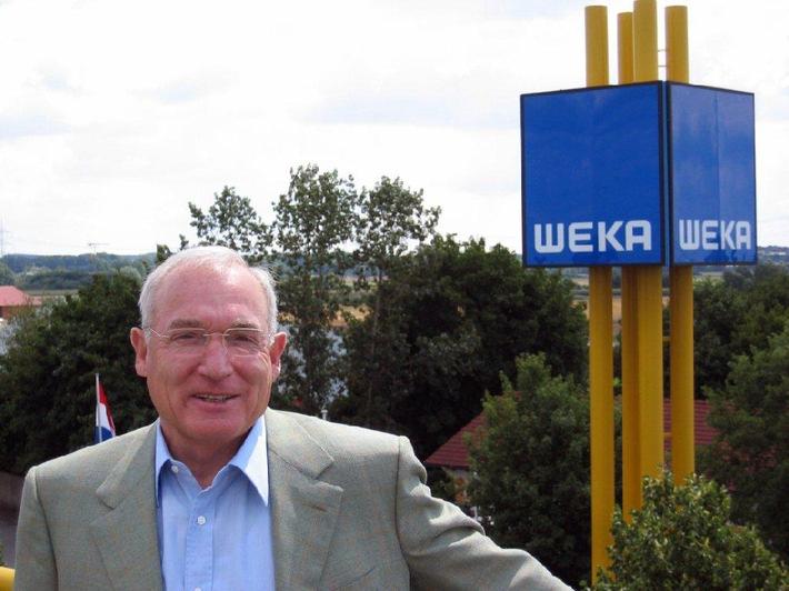 40 Jahre WEKA Kissing / Vom WEKA-Verlag zur internationalen Mediengruppe