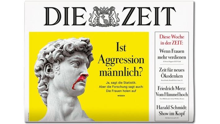 DIE ZEIT 49/18 Weiterer Text ber ots und www.presseportal.de/nr/9377 / Die Verwendung dieses Bildes ist fr redaktionelle Zwecke honorarfrei. Verffentlichung bitte unter Quellenangabe: