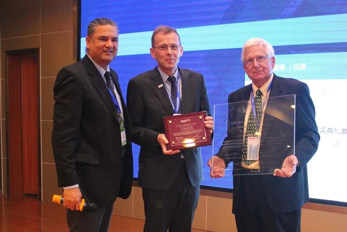 IAPRI Lifetime Achievement Award - Renommierter IAPRI Preis geht an Dr. Thomas Goedecke