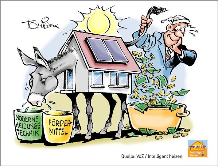 Effizient heizen und sparen mit Erneuerbaren Energien (mit Bild) / Wer jetzt modernisiert, investiert in mehr Wohnkomfort und steigert den Wert seiner Immobilie
