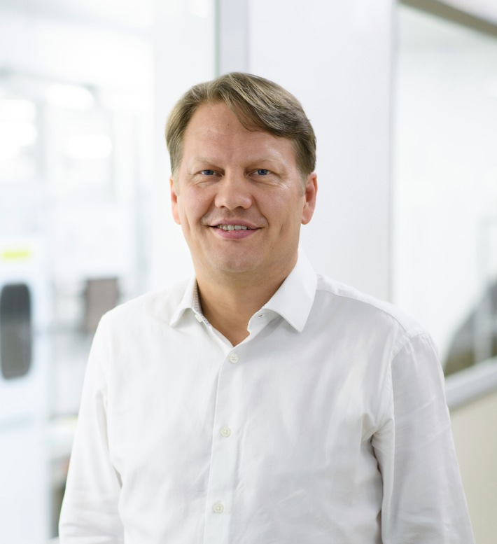 """Juha Arola assumes his new position as COO July 1, 2018. More information via ots and www.presseportal.ch/de/nr/100063755?langid=2 / Editorial use of this picture is free of charge. Please quote the source: """"obs/ESCATEC"""""""
