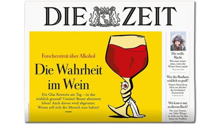 """DIE ZEIT 4/18 / Weiterer Text über ots und www.presseportal.de/nr/9377 / Die Verwendung dieses Bildes ist für redaktionelle Zwecke honorarfrei. Veröffentlichung bitte unter Quellenangabe: """"obs/DIE ZEIT"""""""