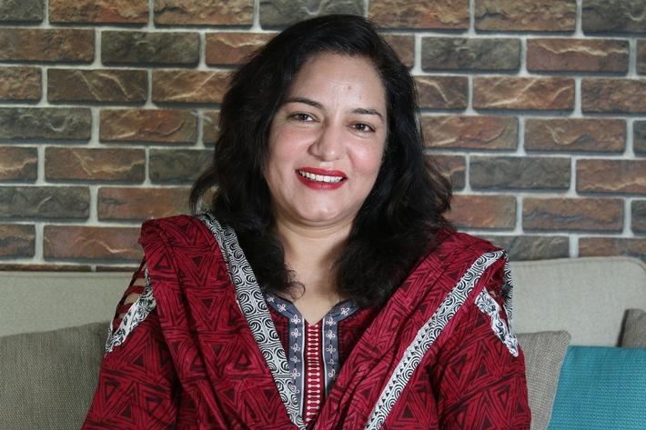 Welttag gegen Gewalt an Frauen: Das Schweigen brechen / Die CBM stärkt die Rechte von Frauen mit Behinderungen in Pakistan