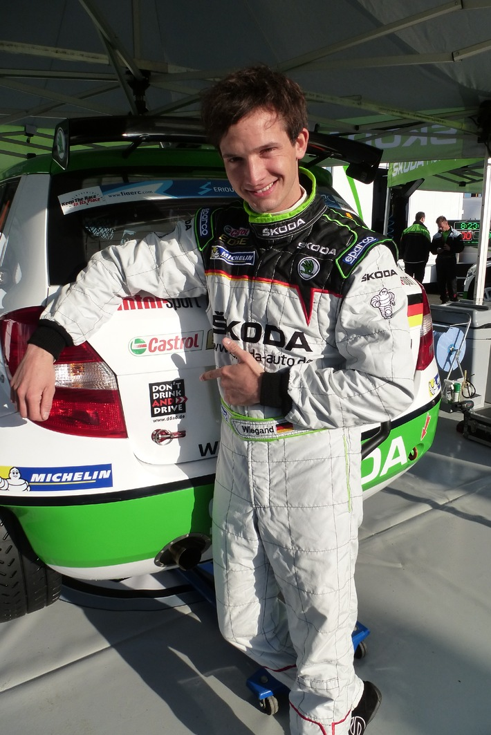 """DON'T DRINK AND DRIVE""-Finale 2014 mit Rallye-Feeling im SKODA Fahrsimulator"
