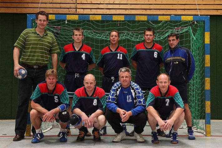 FW-E: 7. offene deutsche Meisterschaft der Berufsfeuerwehren im Hallenhandball