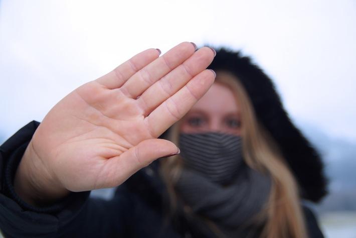 BILD zu OTS - Hygienespezialist Hagleitner gibt Rat für die kalte Jahreszeit
