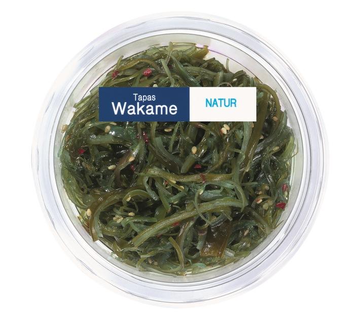 """Der niederländische Hersteller Heiploeg International B.V. informiert über einen Warenrückruf des Produktes """"Wakame Salat - Meeresalgen Natur, 100 g"""" (FOTO)"""