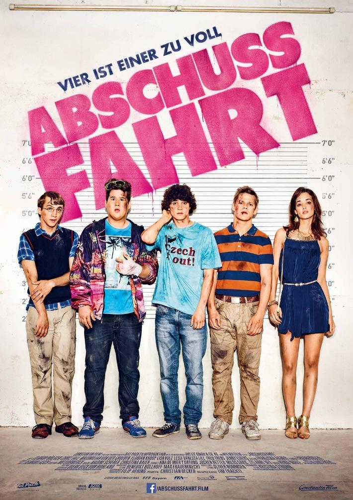 ABSCHUSSFAHRT / Ab 21. Mai im Kino
