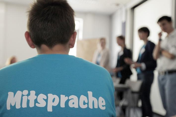 Mitsprache von Kindern und Jugendlichen in der Politik ist wichtig.    © UNICEF/Fabian Klindt