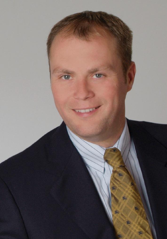 Florian Decker ist neuer Director Group Operations der BRITA Gruppe