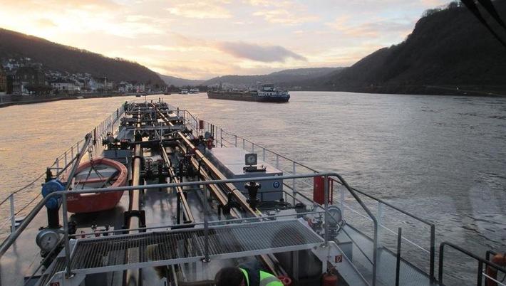 WSPA-RP: Havarie zweier Tankmotorschiffe