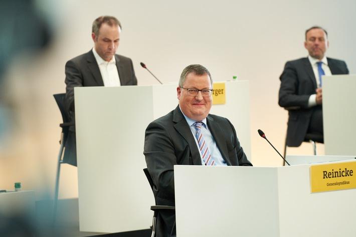 Der neu gewählte ADAC Präsident Christian Reinicke. / Weiterer Text über ots und www.presseportal.de/nr/7849 / Die Verwendung dieses Bildes ist für redaktionelle Zwecke unter Beachtung ggf. genannter Nutzungsbedingungen honorarfrei. Veröffentlichung bitte mit Bildrechte-Hinweis.