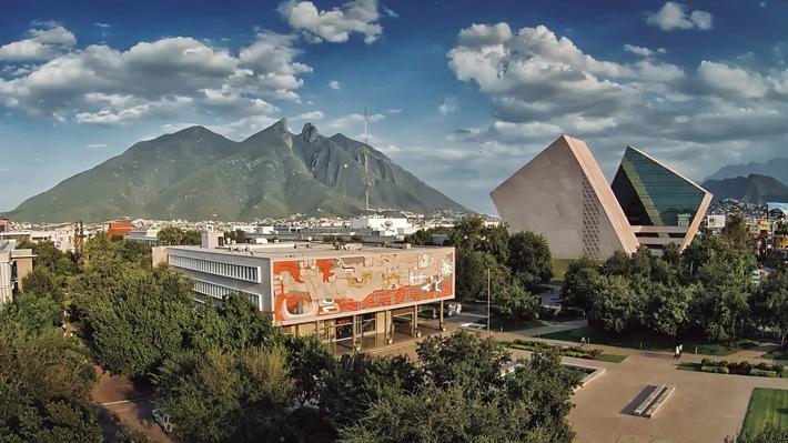 BILD zu OTS - Das Tecnolgico de Monterrey  ( ITESM) in Mexiko, eine der Top-Partnerhochschulen des MCI.