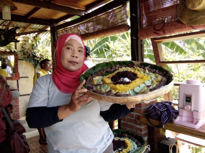 Dorfentwicklungsprojekt auf Lombok - Positive Zwischenbilanz
