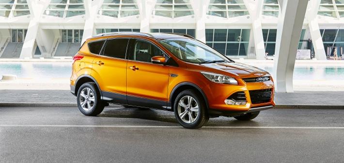 Ford Kuga: ab sofort neue Motoren mit mehr Leistung und weniger CO2