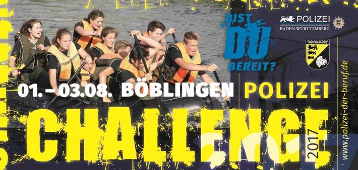 Bild Polizei Polizei-Challenge 2017
