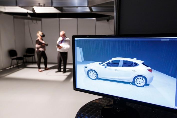 VR im Car Clinic-Test: Darstellung sehr realistisch