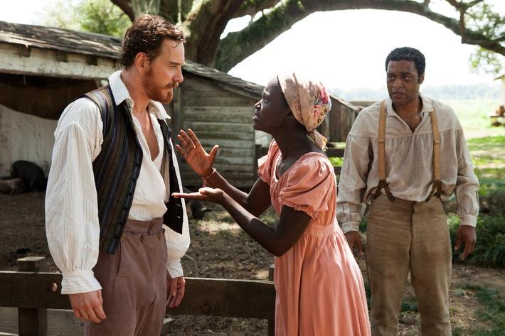 Drei Oscars Das Erschütternde Meisterwerk 12 Years A Slave Am