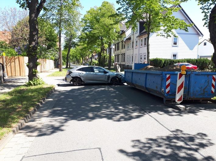 POL-GS: Pressebeitrag der PSt Vienenburg vom 07.05.2020