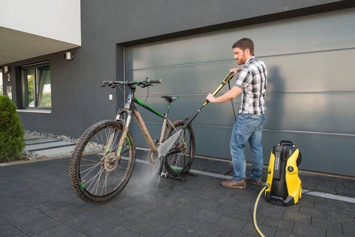 Weg mit dem Schmutz: Tipps zur Fahrradreinigung