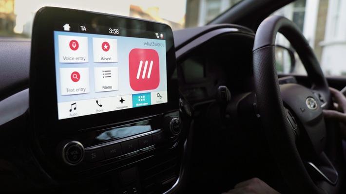 """Mobile World Congress 2019: Ford unterstützt Unternehmen mit neuen Navigation-Apps für mobil vernetzte Fahrzeuge. Weiterer Text über ots und www.presseportal.de/nr/6955 / Die Verwendung dieses Bildes ist für redaktionelle Zwecke honorarfrei. Veröffentlichung bitte unter Quellenangabe: """"obs/Ford-Werke GmbH"""""""