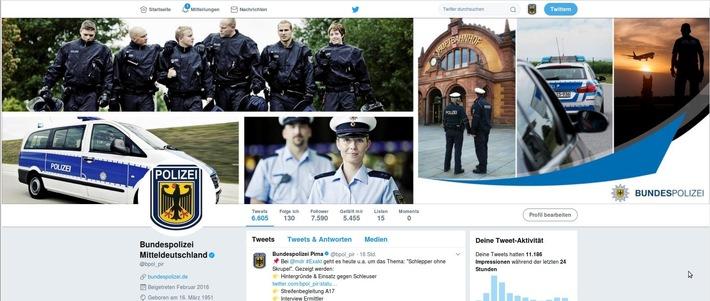 Quelle: Bundespolizeidirektion Pirna Screenshot