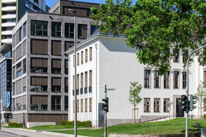 Zentrale der Bank für Sozialwirtschaft in Köln / Erfolgsfaktor Immobilienstrategie in der Sozialwirtschaft / Neuer BFS-Report /Verwendung ausschließlich zur redaktionellen Nutzung im Zusammenhang mit Berichterstattung über die Bank für Sozialwirtschaft AG / Weiterer Text über ots und www.presseportal.de/nr/156045