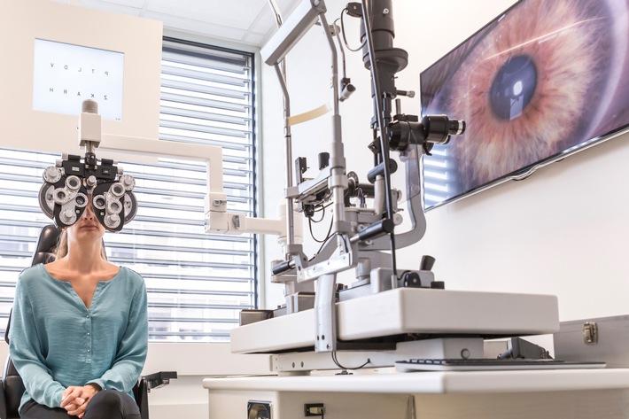 Auf optometrist.de steht gutes und gesundes Sehen im Mittelpunkt
