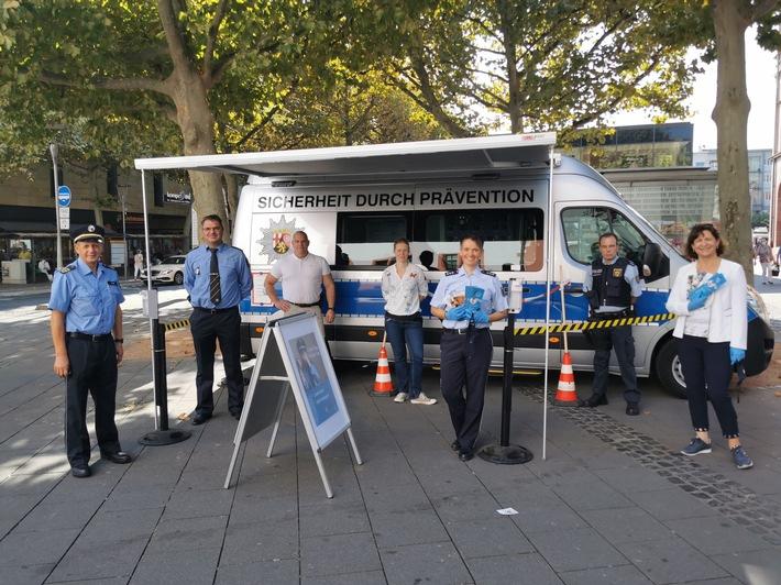 Kriminalpolizei Mainz
