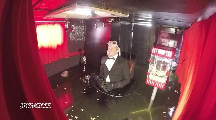 """""""Schiffe versenken XXL"""": Klaas Heufer-Umlauf erlebt im """"Duell um die Welt"""" den Untergang der Titanic"""