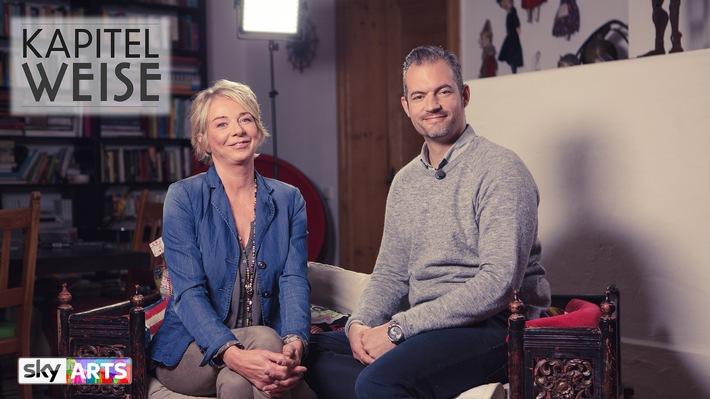 """Literaturformat """"Kapitelweise"""": Erste deutsche Sky Arts Eigenproduktion"""